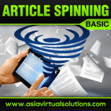 Article Spinning Service