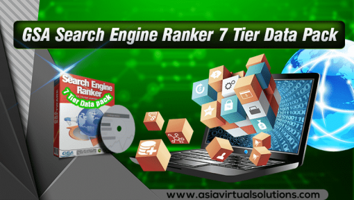 GSA Search Engine Ranker 7 Tier Data Pack - Banner