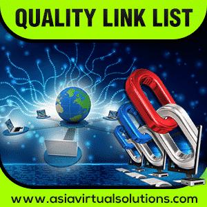 Quality Link List