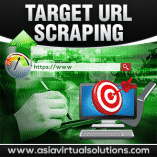 Target URL Scraping