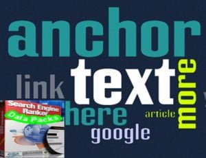 GSA Search Engine Ranker – Binding URLs with Anchors Text