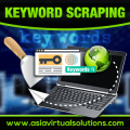 Keyword Scraping Service