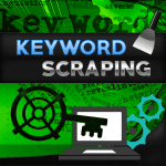Keyword scraping