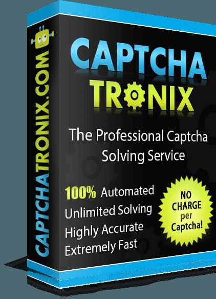 Captchatronix for recaptcha solving