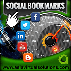 Asia Virtual Solutions Social Bookmarks