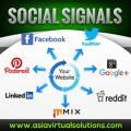 Social Signals Service