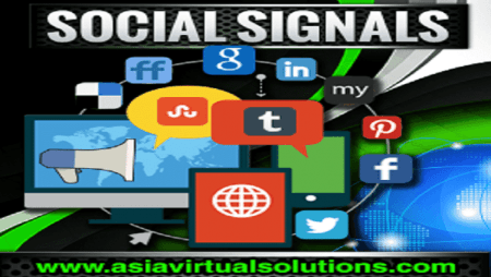 Social Signals – Why You Need Them