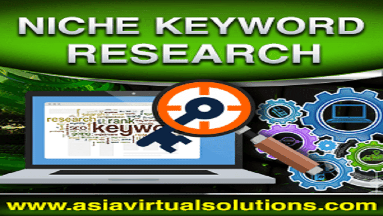 What is Keyword Niche Research