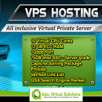 All inclusive GSA SER VPS Hosting Service