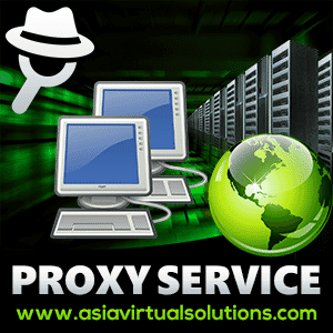 Asia Virtual Solutions Proxy Service - 300 x 300