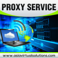 Asia Virtual Solutions Proxy Service