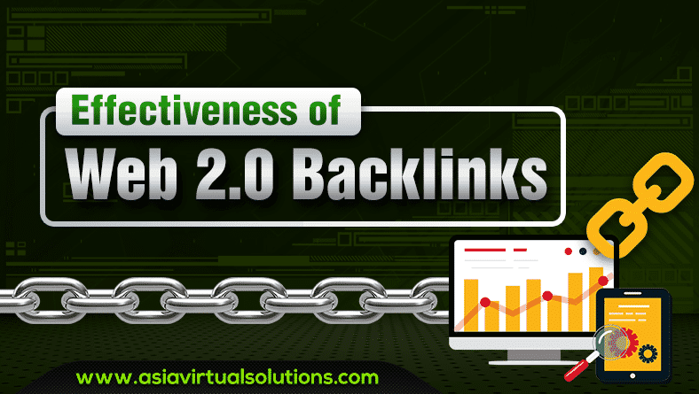 The Effectiveness of Web 2.0 Backlinks