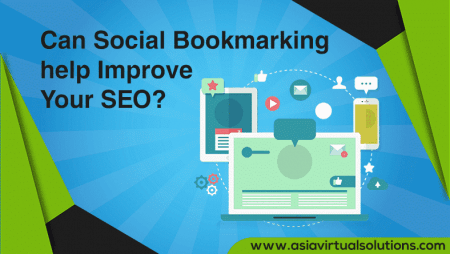 Social Bookmarking Help Improve Your SEO