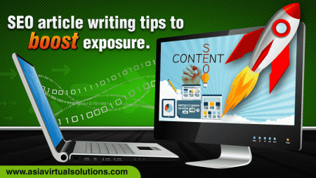 SEO article writing tips to boost exposure