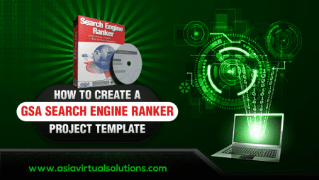 How To Create a GSA Search Engine Ranker Project Template