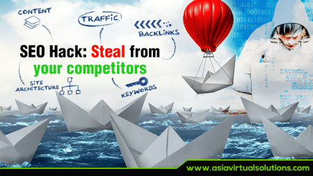 SEO Hack: Steal from your competitors