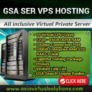 2019 - GSA SER VPS Banner 300x300