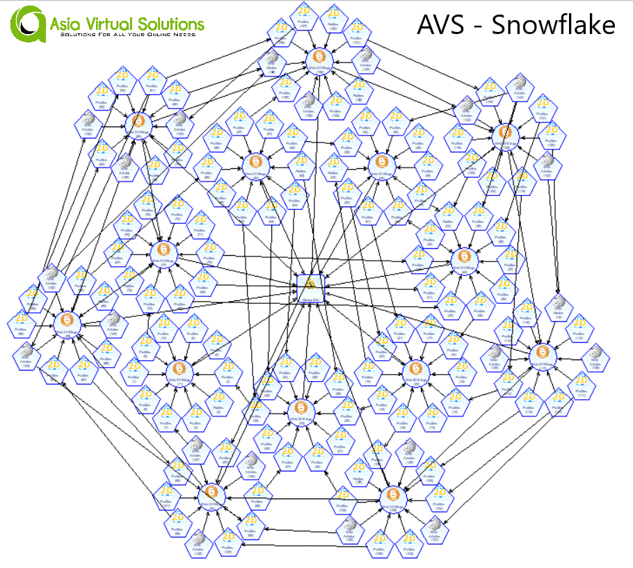 AVS - Snow Flake - Money Robot Submitter Diagram