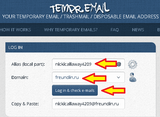 Tempr Email for GSA Search Engine Ranker