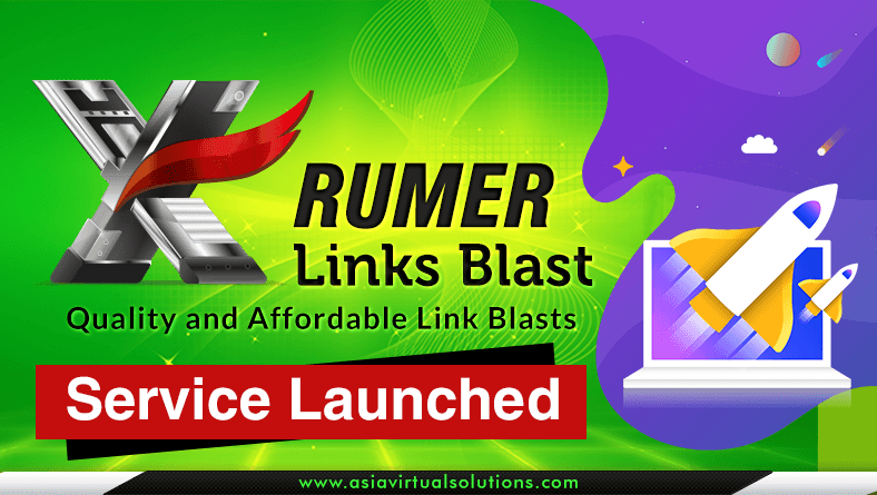 Xrumer Links Blast – The best Xrumer links service now available at Asia Virtual Solutions