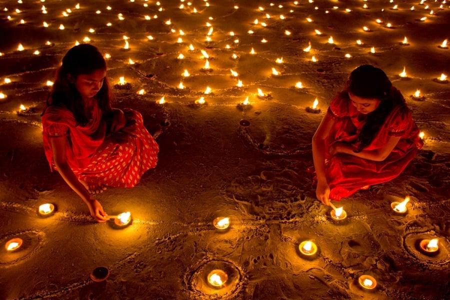 Diwali, 14 November
