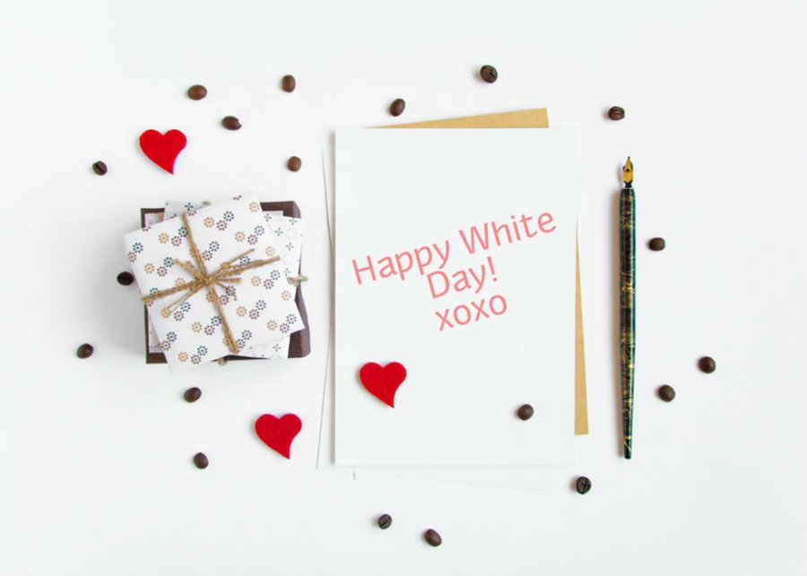 White Day, 14 March