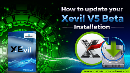 How to update your XEvil V5 Beta Installation by Asia Virtual Solutions and XEvil proxies
