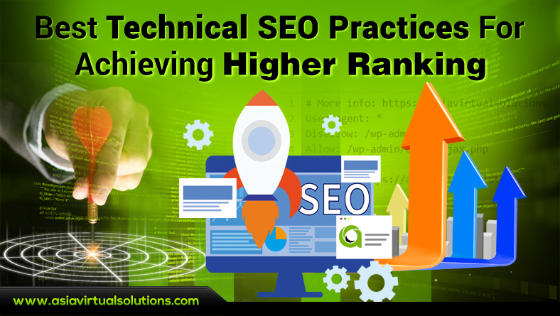 Best technical SEO practices for achieving higher ranking