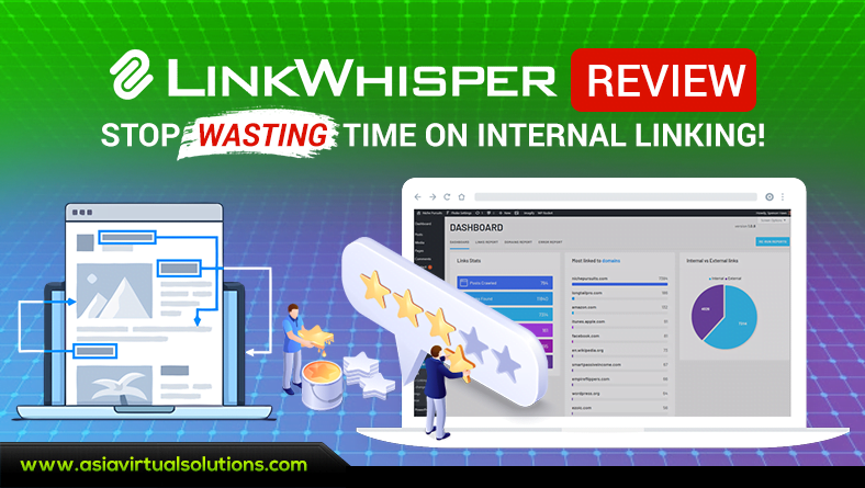 Link Whisper Review: Stop Wasting Time on Internal Linking!