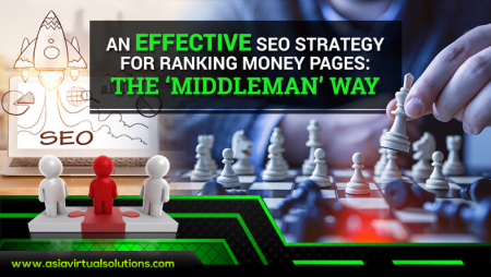 An Effective SEO strategy: The (Middleman) Way